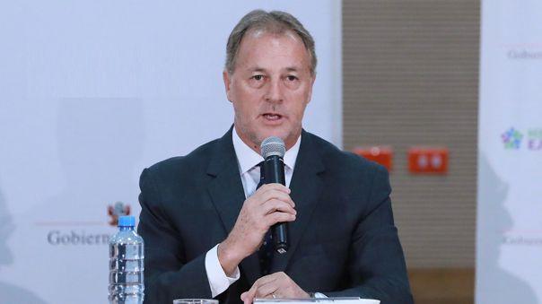 Jorge Muñoz cuestionó propuesta de Acción Popular.