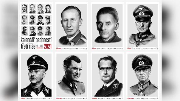 La editorial se ha mostrado sorprendida por la polémica, ya que desde hace años vende tazones y camisetas con fotos de dirigentes nazis y comunistas.