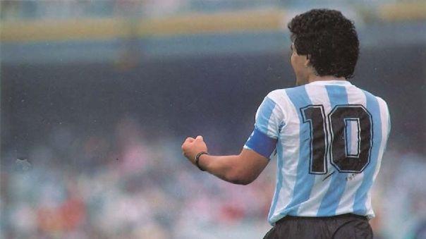 Contundente mensaje de Maradona: