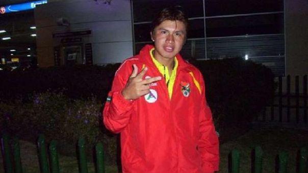 Franz Román Guzmán, futbolista profesional de Bolivia, falleció víctima de COVID-19