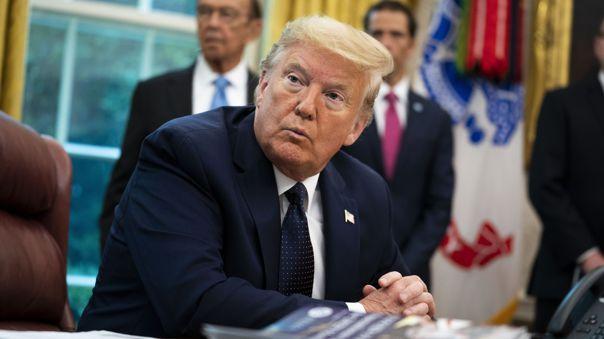 US-PRESIDENT-TRUMP-RECEIVES-BRIEFING-ON-2020-HURRICANE-SEASON