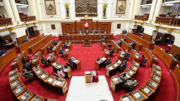 Congreso otorgó la confianza al Gabinete.