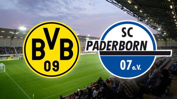 Borussia Dortmund vs. Paderborn 07