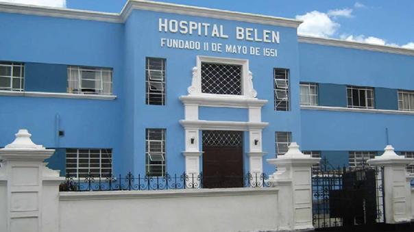 Falta personal de salud en el área de pediatría del Hospital Belén.
