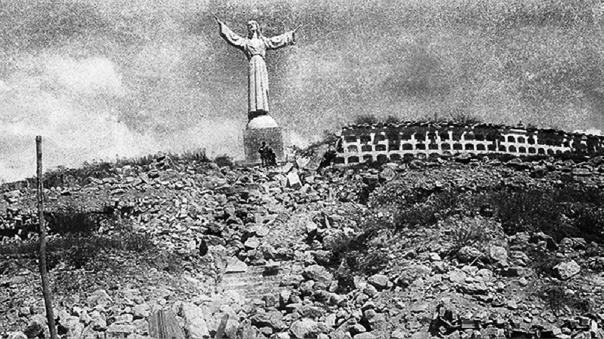 Conmemoran fatídico terremoto que devastó Yungay.
