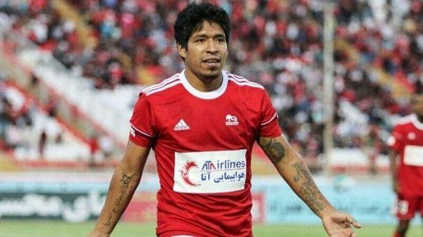 Willyan Mimbela fichó por el Tractor FC de Irán en 2019