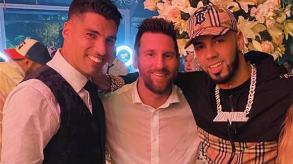 Lionel Messi aparece en el nuevo videoclip de Anuel AA