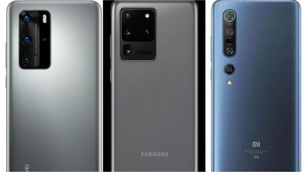 Las cámaras de los celulares alcanzaron un nuevo estándar de calidad y precisión este 2020.