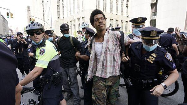 Nueva York - Protesta