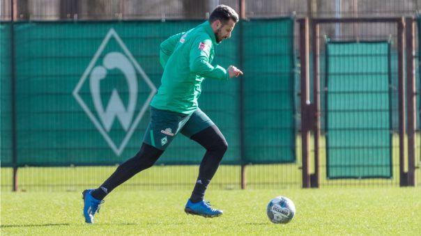 Claudio Pizarro se retirará del fútbol profesional tras esta temporada en la Bundesliga