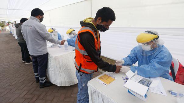 El transporte de carga ha continuado operando durante toda la emergencia sanitaria.