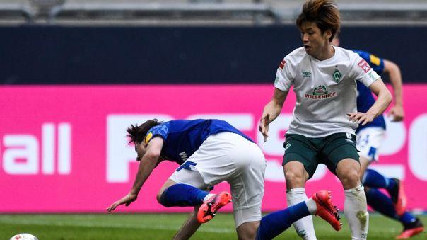 Werder Bremen vs. Schalke 04