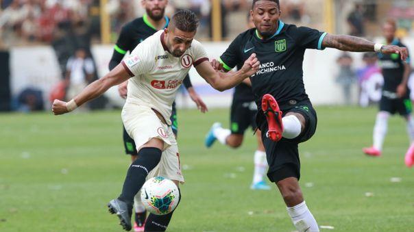 Solo se jugaron seis fechas del Torneo Apertura de la Liga 1