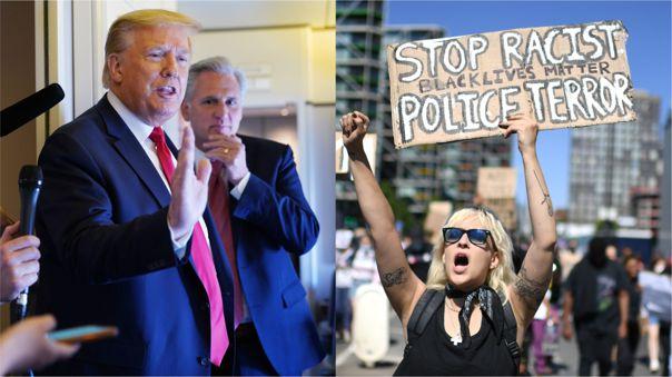 Mineápolis es el epicentro de las protestas contra la brutalidad policial que han estallado en distintas partes del país tras la muerte de George Floyd.