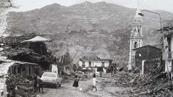 La tarde del 31 mayo de 1970 miles de personas murieron a causa del sismo y de un posterior alud, siendo la mayor tragedia de la historia republicana del Perú.