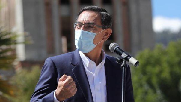 El mandatario expresó que aprobará el financiamiento para construir un nuevo hospital en Huaraz.