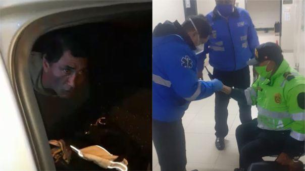 El hombre tenía antecedentes de robo en el distrito de Miraflores.