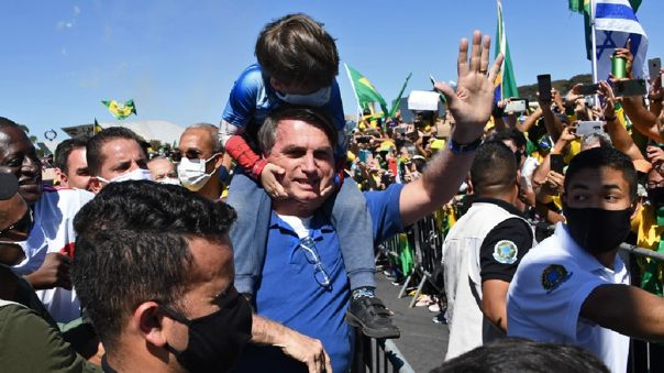 BRAZIL-HEALTH-VIRUS-BOLSONARO-SUPPORTERS