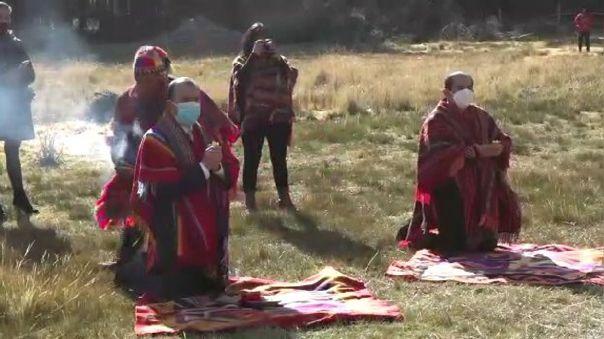 Ritual Cusco.