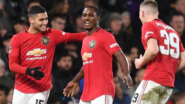 Y estaba a punto de perderlo: Manchester United asegura a su goleador hasta el 2021