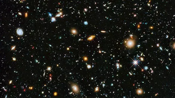 Telescopio Hubble.