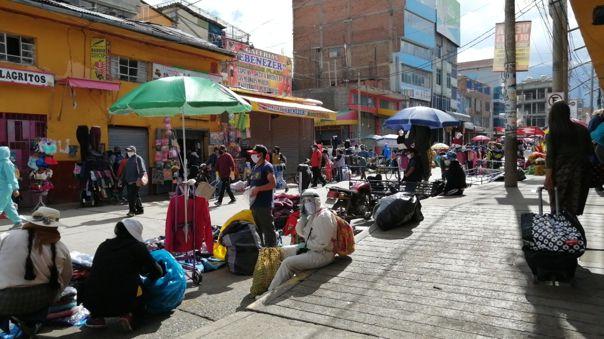 Ambulantes Huancayo