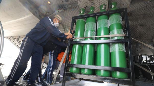 Essalud anunció que quintuplicó demanda de oxígeno durante estado de emergencia.