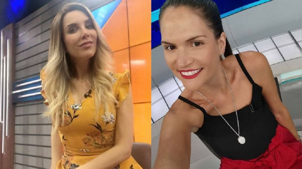 Lorena Álvarez habló sobre su colega, la periodista Juliana Oxenford.