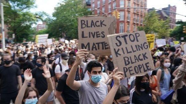 Según la Policía, en total hubo 280 arrestos en esta nueva jornada de protestas por la muerte de George Floyd.