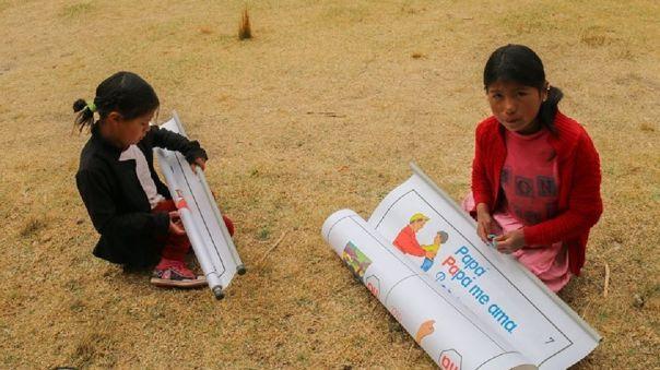 Campaña para reunir radios y televisores para que niños sigan sus clases