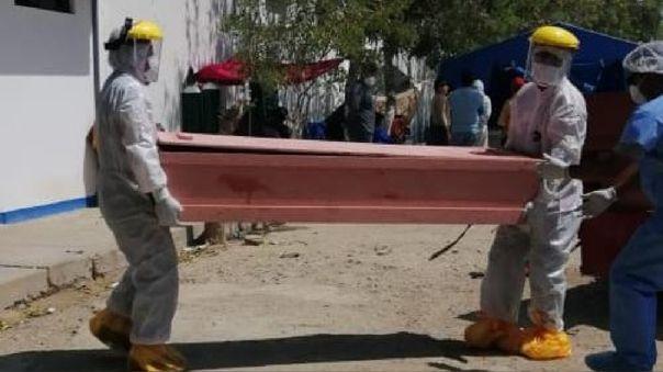 Fallecidos en Talara