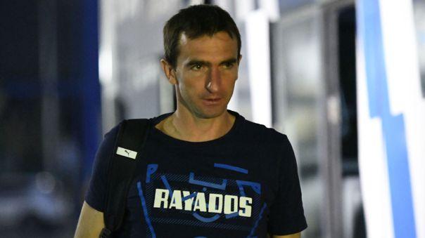 Marcelo Barovero decidió fichar por el Burgos, equipo de la tercera división española