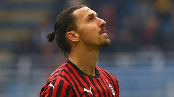 Zlatan Ibrahimovic volvió a Milan: ¿Qué se sabe de la misteriosa lesión del crack sueco?