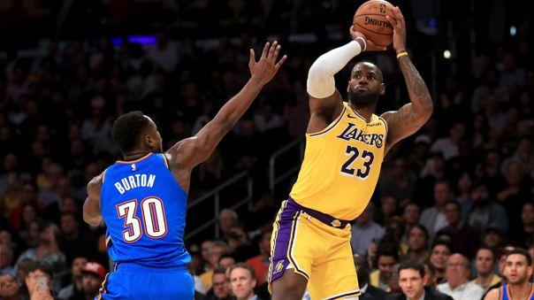 La NBA reanudará su temporada tras la para por el coronavirus