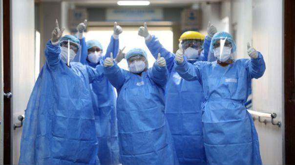 76 228 peruanos se han recuperado del coronavirus.