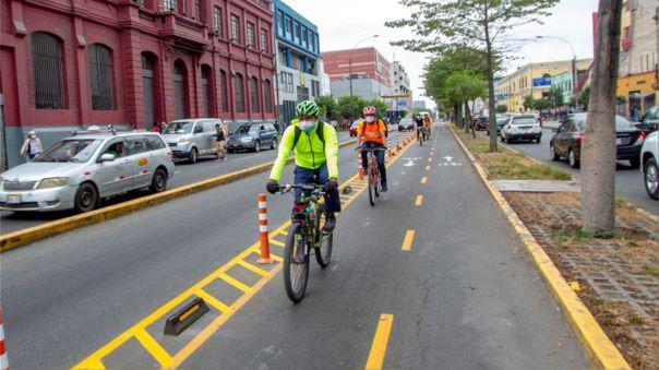 Reglamentan ley que promueve el uso de la bicicleta