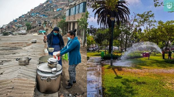 PERU-HEALTH-VIRUS-POVERTY-SOUP KITCHEN
