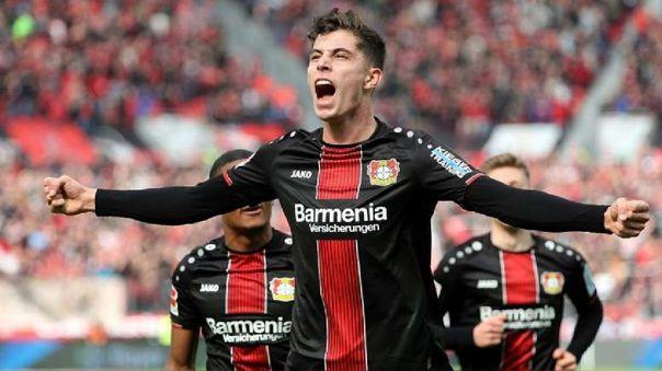 Kai Havertz aún no tiene definido su futuro y Bayer Leverkusen evalúa propuestas