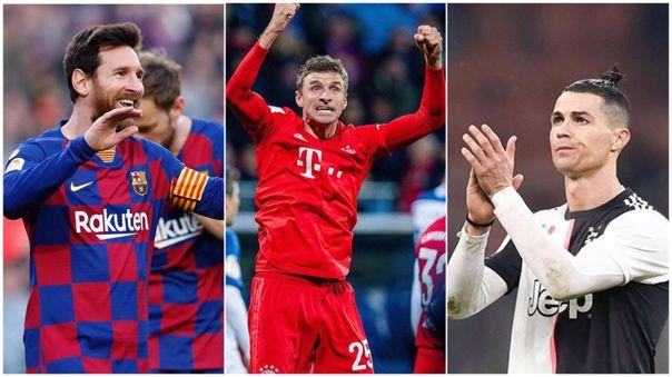 Thomas Muller ha hecho toda su carrera en Bayern Munich