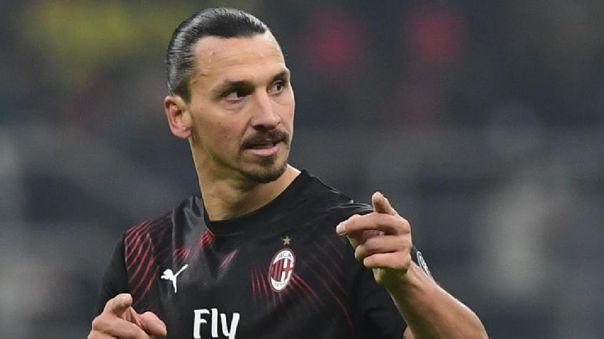 Ya se conoce cuánto tiempo estará de baja Zlatan Ibrahimovic en el Milan
