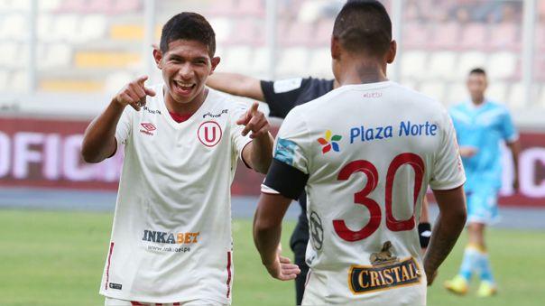Edison Flores debutó en Universitario el 2011