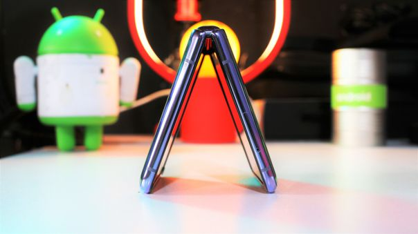 NIUSGEEK tiene a prueba un Samsung Galaxy Z Flip