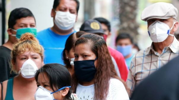 El MINSA pagó más de 15 millones de soles por la compra 4 510 000 de mascarillas confeccionadas bajo las recomendaciones que estipularon.