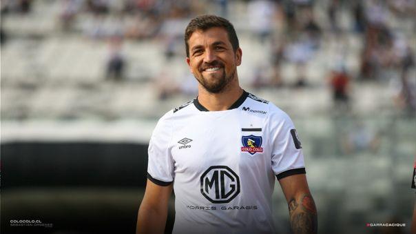 Gabriel Costa fichó por Colo Colo de Chile en 2019