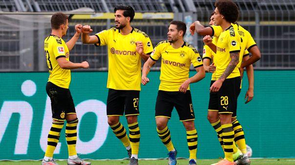 Borussia Dortmund vs. Hertha Berlín