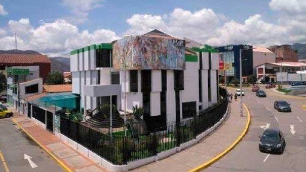 Municipalidad distrital de Wanchaq