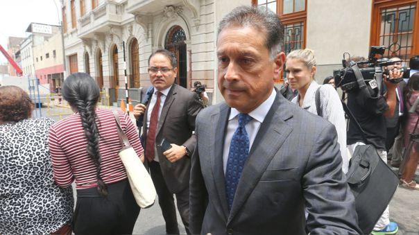 Gerardo Sepúlveda figura como testigo en una investigación que realiza la Fiscalía.