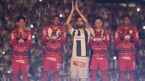 Rubert Quijada fichó por Alianza Lima en 2020