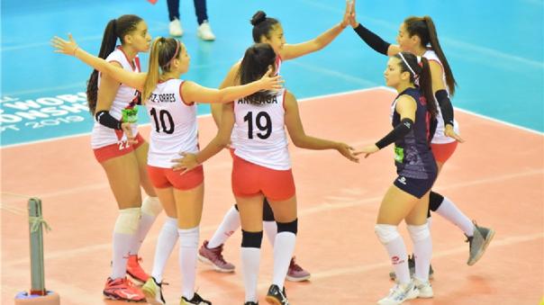 La Federación Peruana de Voleibol detalló su protocolo sanitario para la vuelta de actividades.