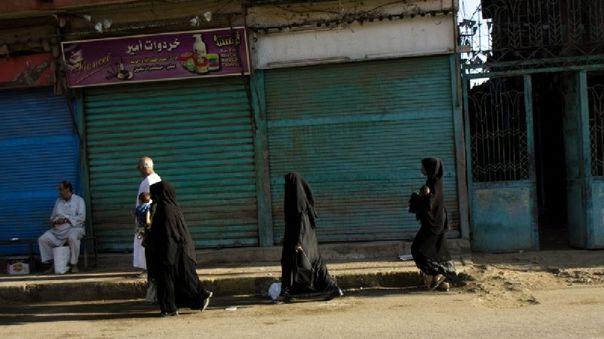 Fotografía referencial - Egipto